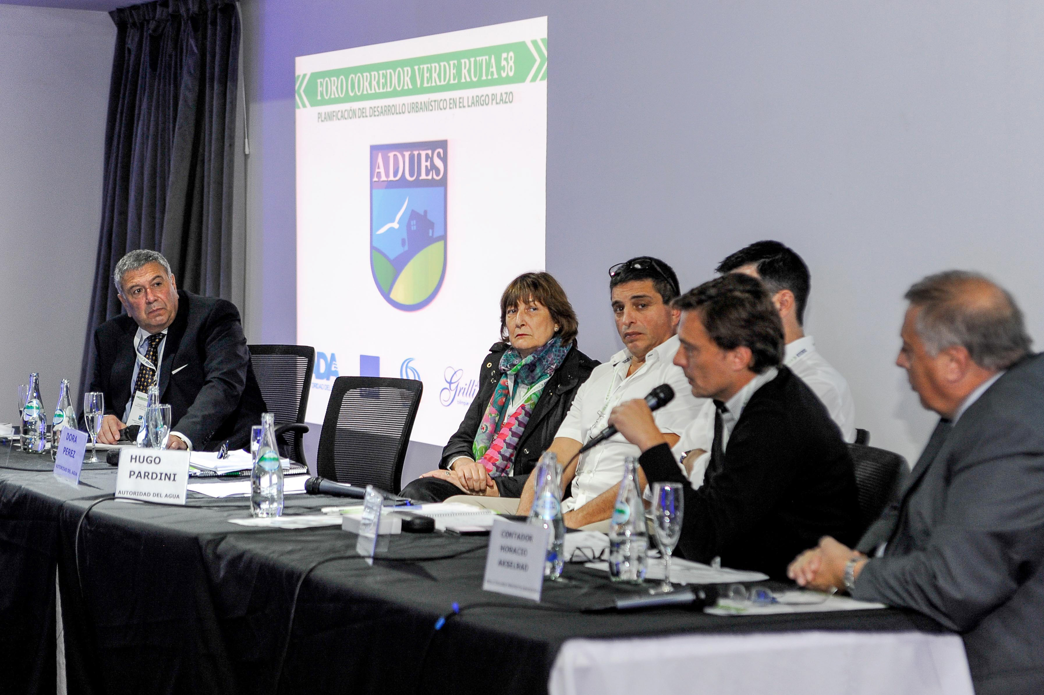 Conclusiones del Foro «Corredor Verde RP 58»